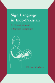 image of Sign Language in Indo-Pakistan