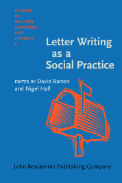 image of Letter Writing as a Social Practice