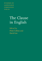 image of The Clause in English