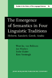 image of The Emergence of Semantics in Four Linguistic Traditions