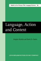 image of Language, Action and Context
