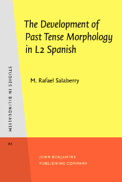 image of The Development of Past Tense Morphology in L2 Spanish