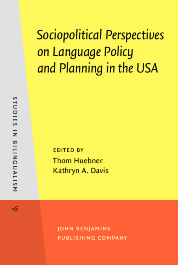 image of Sociopolitical Perspectives on Language Policy and Planning in the USA