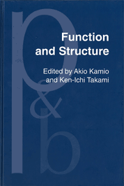 image of Function and Structure
