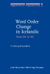 image of Word Order Change in Icelandic