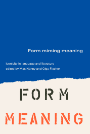 image of Form Miming Meaning
