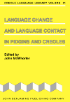image of Language Change and Language Contact in Pidgins and Creoles