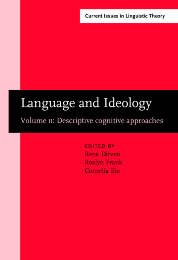 image of Language and Ideology