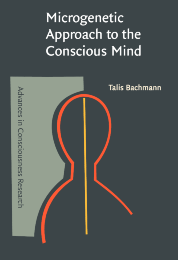 image of Microgenetic Approach to the Conscious Mind